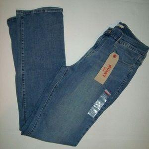Levi's 505 Straight Jeans 10L/30 10 Long 30x34